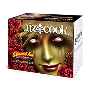 Eternal Ink Liz Cook Series Set 12 X 30ML