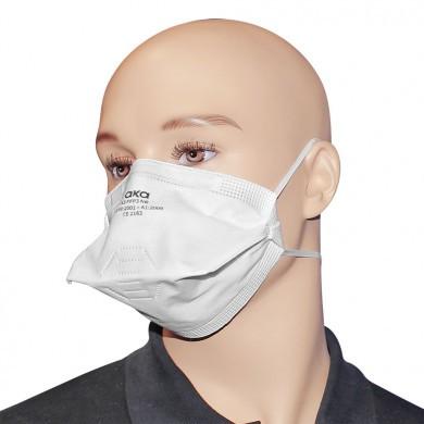 Atemschutzmasken FFP3 NR ohne Ausatemventil (25 Stck.)