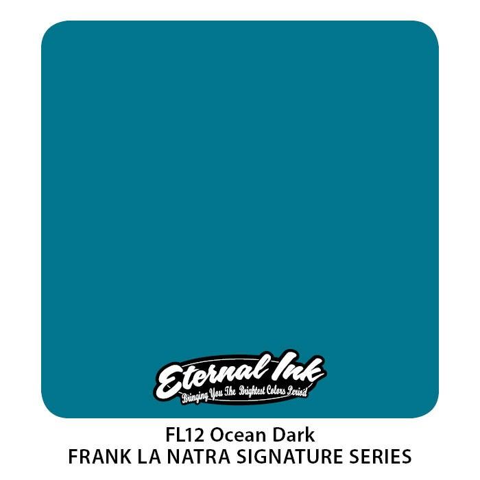 Eternal Ink Ocean Dark 30ml FL12