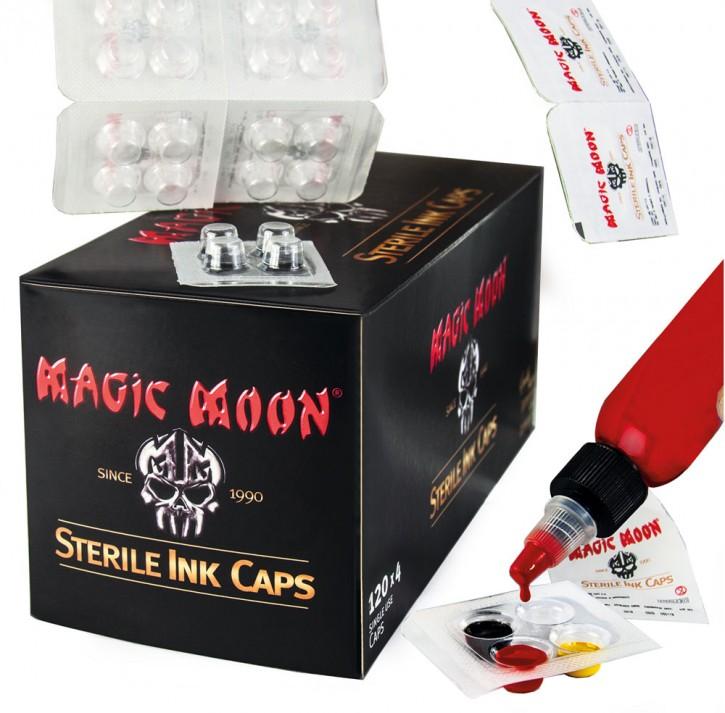 Farbkappen Steril Magic Moon 10mm