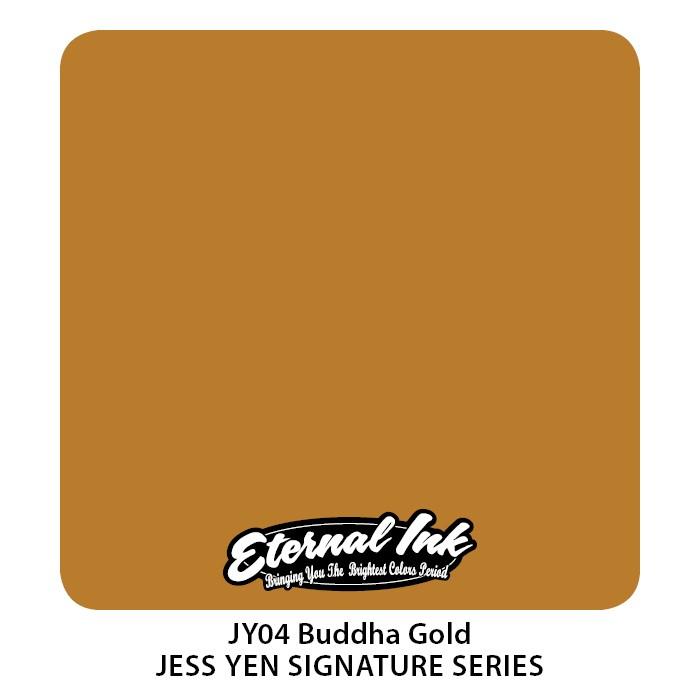 Eternal Ink Buddha Gold 60ml JY04