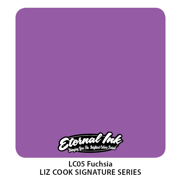 Eternal Ink Fuchsia 30ml LC05