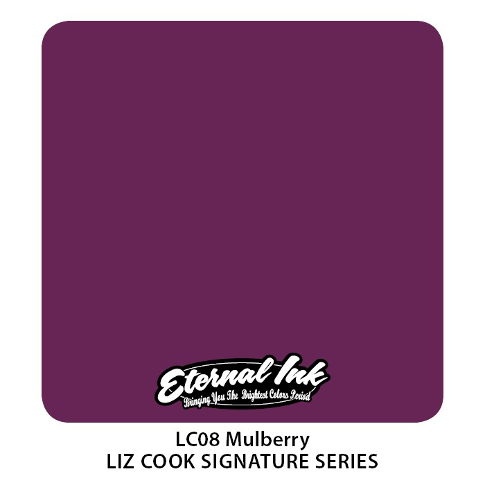 Eternla Ink Mulberry 30ml LC08