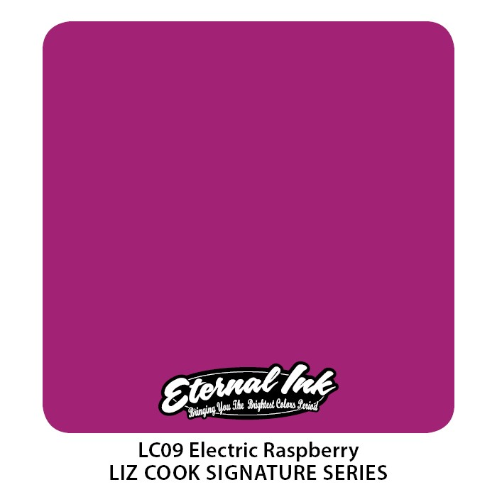 Eternal Ink Electric Raspberry 30ml LC09