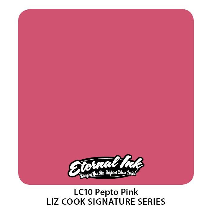 Eternal Ink Pepto Pink 30ml LC10