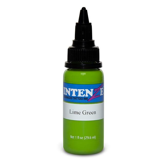 Intenze Lime Green 29,6 ml (1 fl oz)
