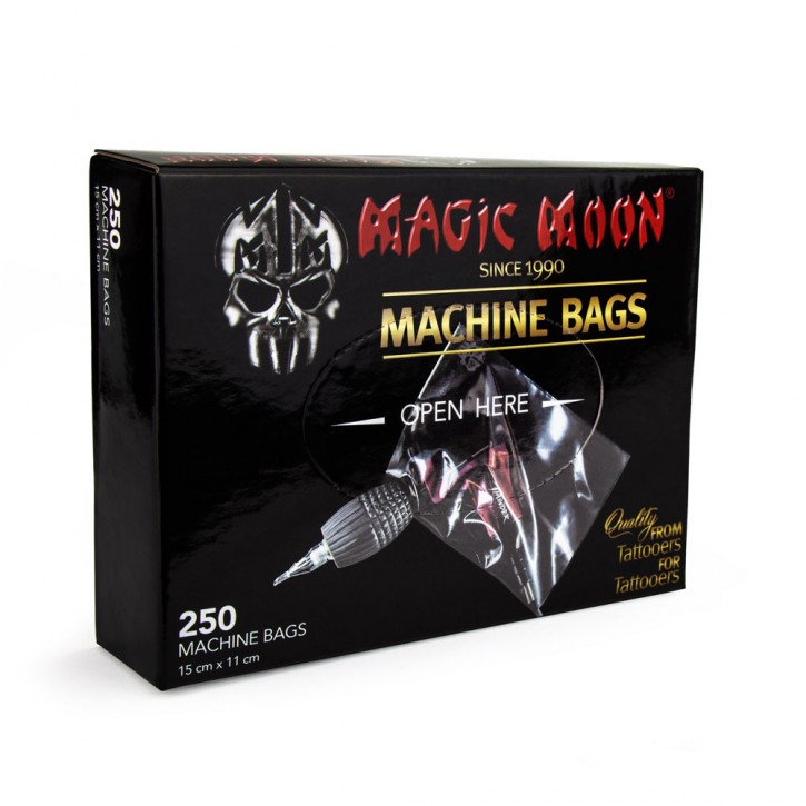 Magic Moon Schutzfolie Machine Bags