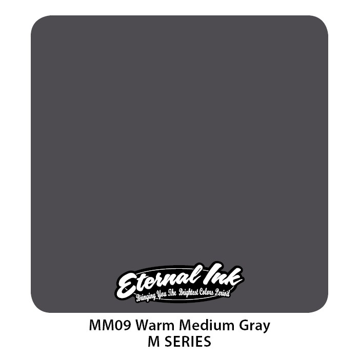 Eternal Ink Warm Medium Gray 30ml MM09
