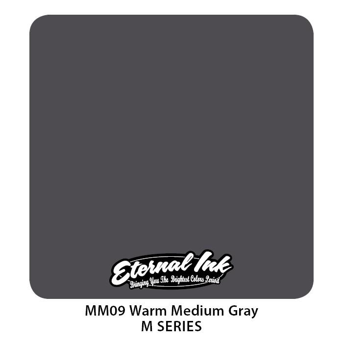 Eternal Ink Warm Medium Gray 30ml MM09