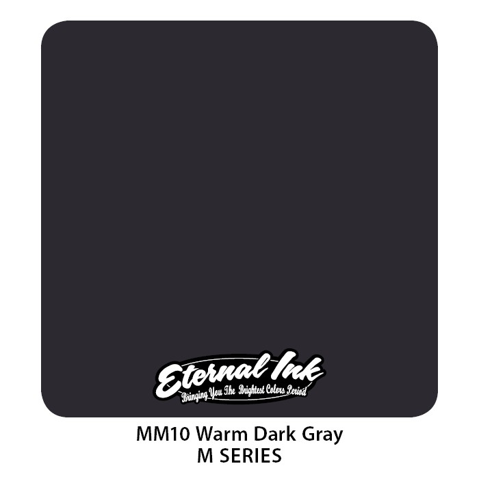 Eternal Ink Warm Dark Gray 30ml MM10