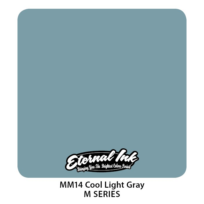 Eternal Ink Cool Light Gray 30ml MM14