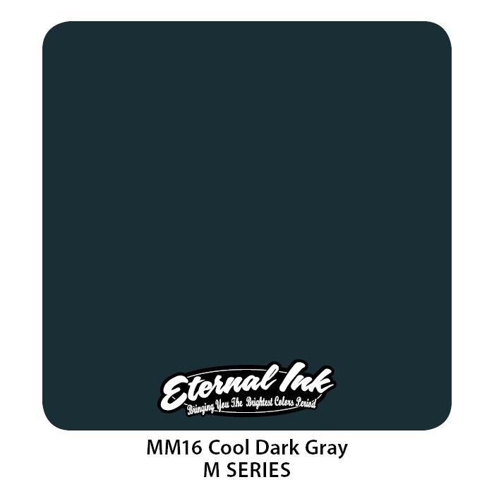 Eternal Ink Cool Dark Gray 30ml MM16