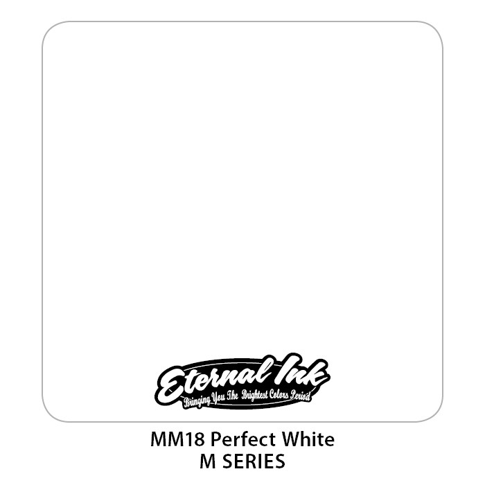 Eternal Ink Perfect White 30ml MM18