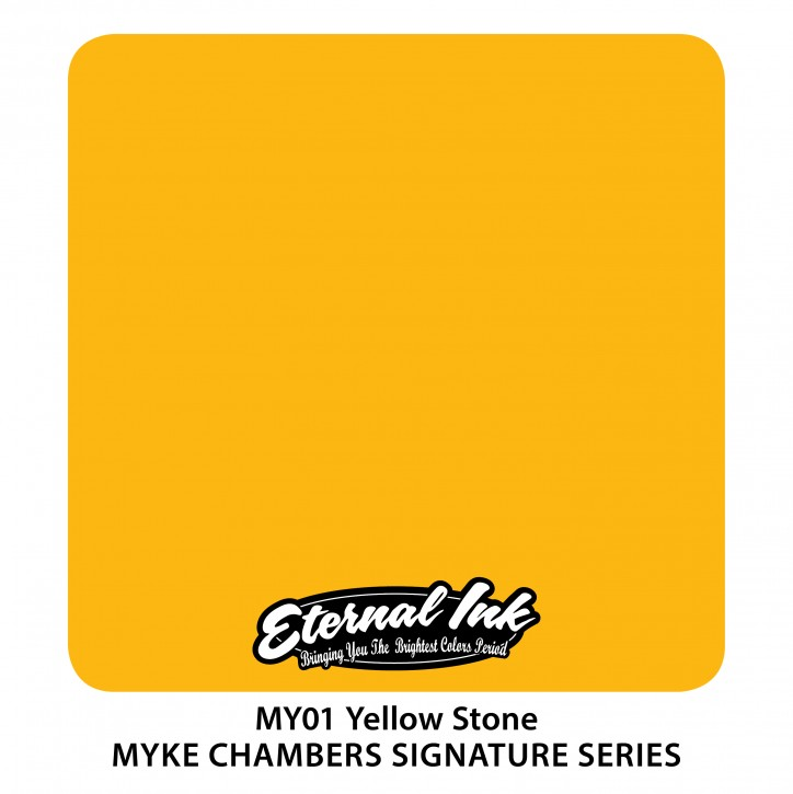 Eternal Ink Yellow Stone 30ml MY01