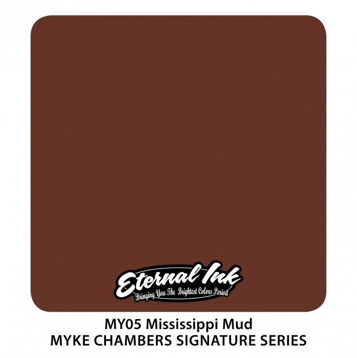 Eternal Ink Mississippi Mud 30ml MY05