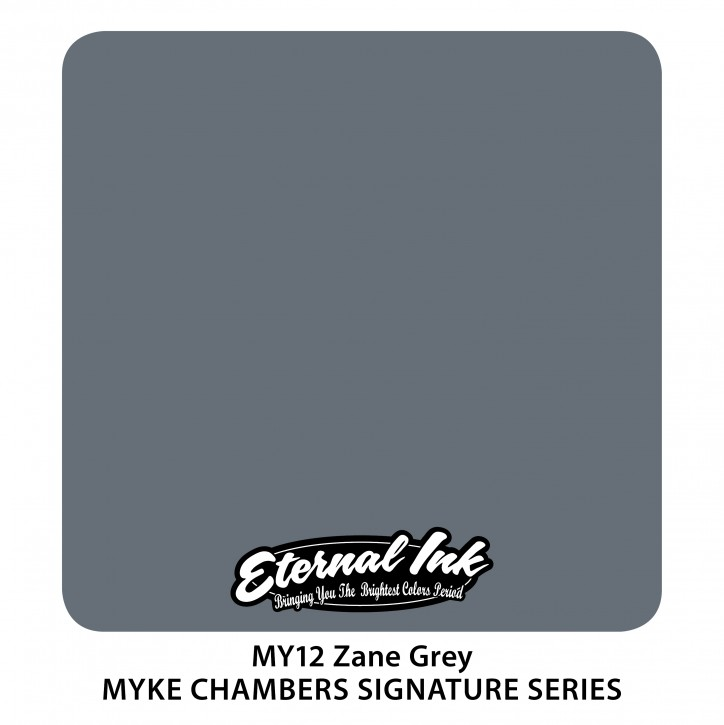 Eternal Ink Zane Grey 30ml MY12