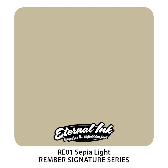 Eternal Ink Sepia Light 30ml RE01