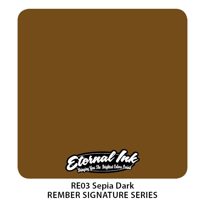 Eternal Ink Sepia Dark 30ml RE03