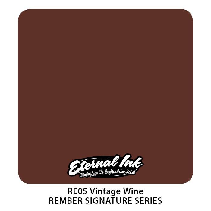 Eternal Ink Vintage Wine 30ml RE05