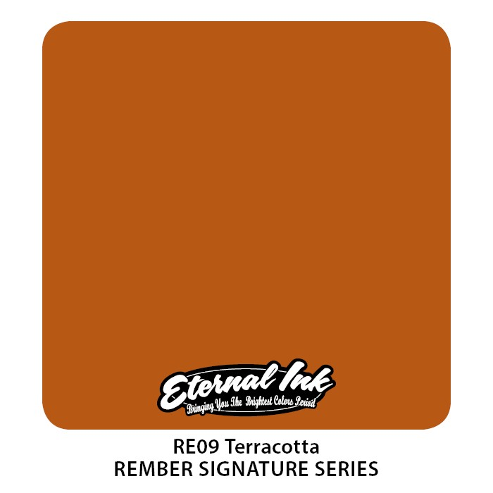 Eternal Ink Terracotta 30ml RE09