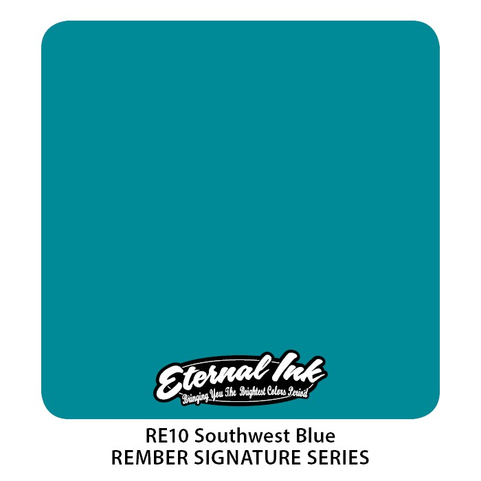 Eternal Ink Southwest Blue 30ml RE10