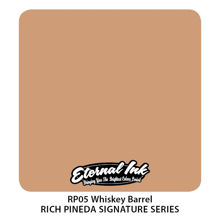 Eternal Ink Whiskey Barrel 30ml RP05