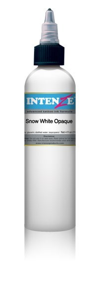 Intenze Snow White Opaque 118,3 ml (4 fl oz)