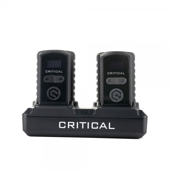 Critical Bundle - 2 Universal Batteries + Battery Dock - 2x RCA