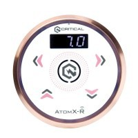 Atom X-R - Rose Gold / White Overlay