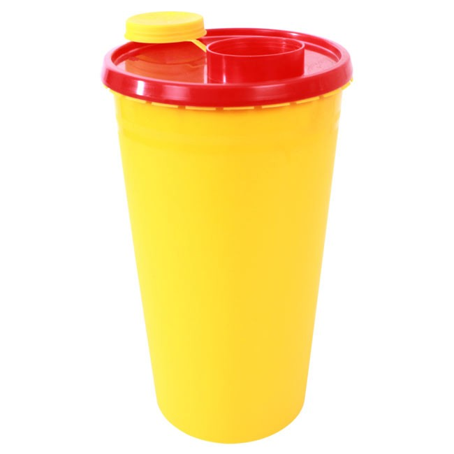 Kanülenabwurfbehälter 2,5L