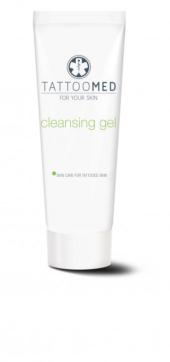 TATTOOMED Cleansing Gel 25ml, vegan