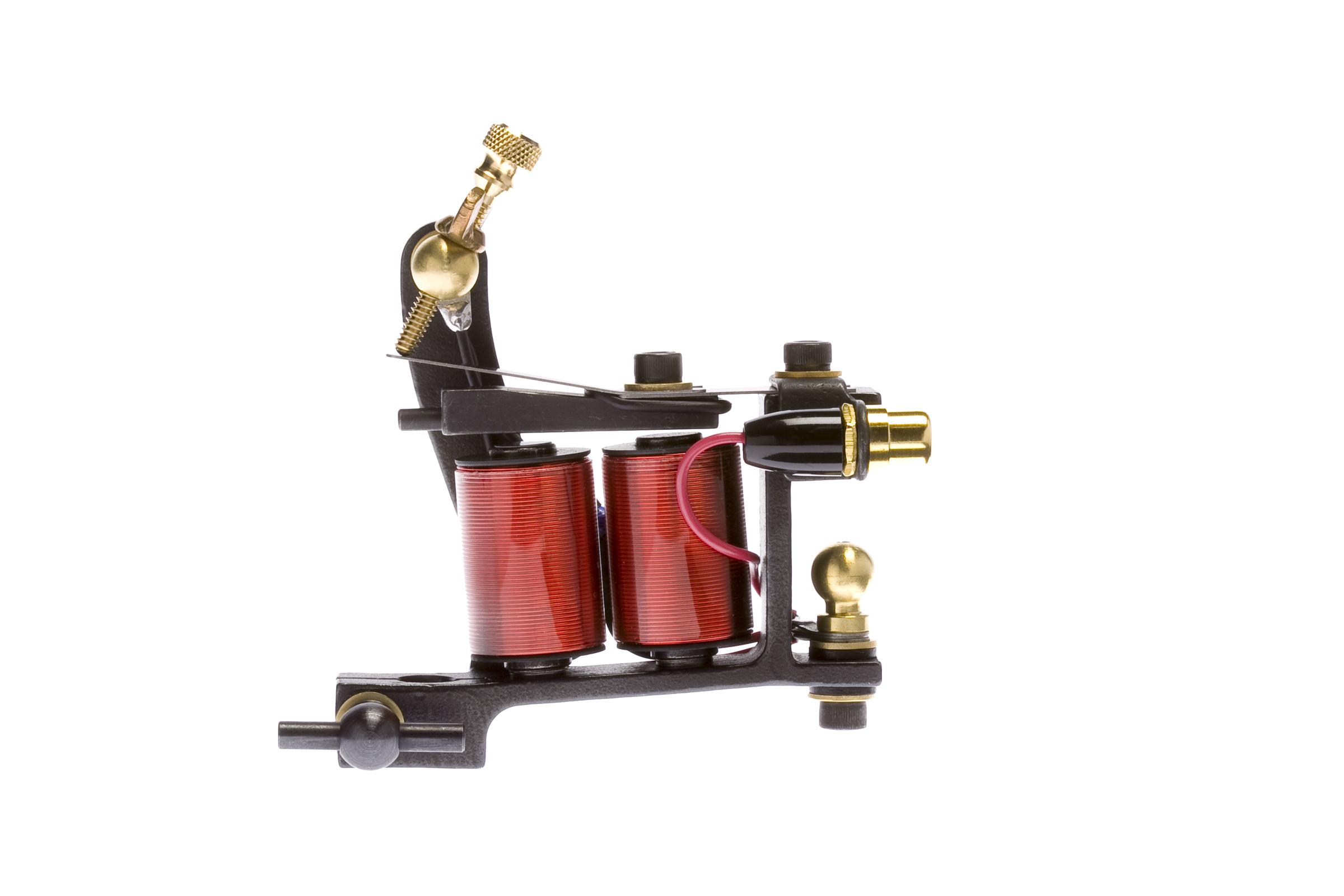 Laconia Machine - Coloring - Steel-2523-2